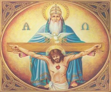 Chúa Nhật Lễ Chúa Ba NgôiI (Ga 3,16-18)