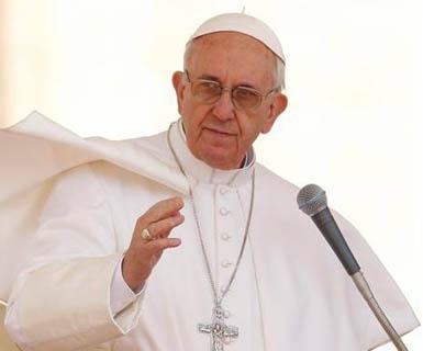Đức Thánh Cha tái lên án bạo lực vô lý