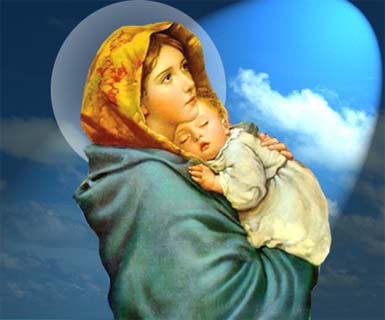 Ngày 01/01: ĐỨC MARIA, MẸ THIÊN CHÚA.Ngày thế giới hòa bình.