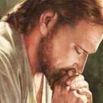jesus-christ-praying-alone
